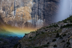Moonbow in Yosemite